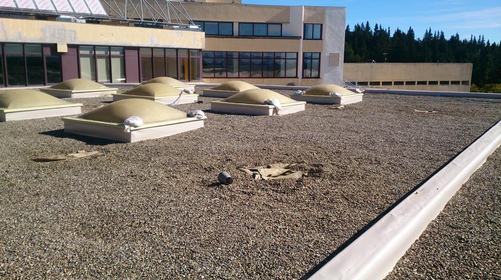 recherche d 39 infiltration par les toitures terrasse. Black Bedroom Furniture Sets. Home Design Ideas